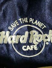 Hard Rock Cafe Vintage 90s Hollywood California Football Jersey # 00 Shirt L