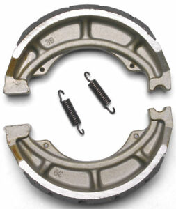 EBC Grooved Organic Brake Shoes 602G