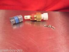 """AIT AIR INLET TEMP SENSOR WITH CONNECTOR AND PINS 3/8""""NPT WORKS FOR AEM"""