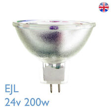 EJL 24v 200w GX5.3 A1/252 Unbranded 16mm Projector Bulb Lamp EJL A1 252 UK Stock