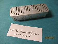 Case Ec08 Medical Perforated Sterilization Container With Lid 1001447