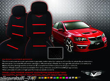 Holden Sv6 VE Wagon - Seat covers Front & Rear Set (With Airbags)