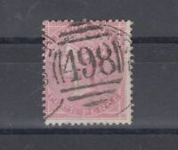 GB QV 1857 4d Rose SG66 VFU J2212