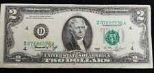 1976 $2 Cutsheet ERROR & Shift ERROR 99793523 Neff Treasurer Bicentennial note