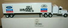 Ford LTL90000 Ertl 1/64 Semi Truck 7710 Tractor Graphic New Holland 100 Anv 1990