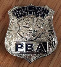 Nassau County Police PBA pin