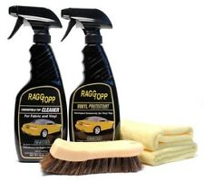 RaggTopp Vinyl Convertible Top Cleaner/Protectant Kit 1141 2143