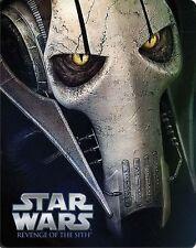Star Wars: Episode III - Revenge of the Sith Steelbook [Blu-ray]