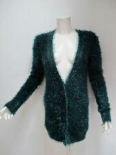 POEMS maglia/cardigan donna 126WKN303 col.VERDONE tg.S inverno 2012