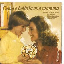 PUBBLICITA' FERRERO - COME E' BELLA LA MIA MAMMA -