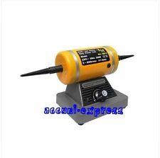 Variable Speed Bench Lathe Polishing Machine Buffing Motor Jewery Polisher Uk