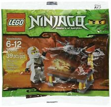 Lego Ninjago Hidden Sword Set 30086. Small polybag set.