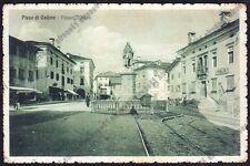 BELLUNO PIEVE DI CADORE 44 MOBILI Cartolina viaggiata 1915