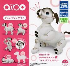 Takara tomy Aibo Escritorio Figuras Gashapon Completo 5 Juego Minifigura Cápsula