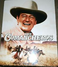[Blu-ray] Les Comancheros Steelbook - NEUF SOUS BLISTER