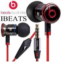 iBeats by Dre Black / Red Headphones Earphones Brand new Sealed Packaging Local