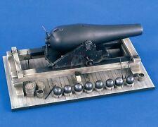 Verlinden 1/32 54mm 15-inch Rodman Heavy Gun on Casemate Carriage Civil War 2022
