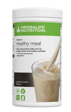 Herbalife Formula 1 Meal Replacement Weight Loose Shake 550g Cookie Crunch