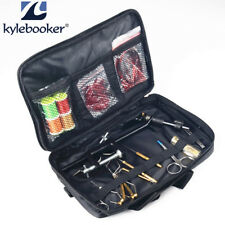 Fly Fishing Baits Hook Tying ToolsFly tying Vise kit Fishing Tackle Set