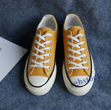 Free Shipping Mens Womens Canves Shoes Lace Up Hot Sale New 10 Colors Size 35-44
