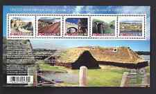 2017  Canada Permanent   SS   Unesco Heritage Sites Canada   Post Office Fresh