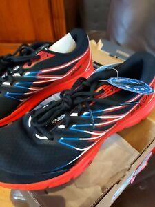 Salomon Sense Link UK10.5  Men's Trail Running Shoes Fiery Red
