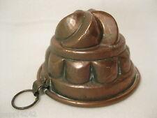++ kleinere Kupfer Backform - Kupferform - Kupfermodel  - Ø 9,5 cm ++Hhj
