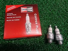 CHAMPION J19LM RJ19LM OEM SPARK PLUGS FOR BRIGGS & STRATTON ENGINES CASE OF 4