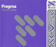 FRAGMA: YOU ARE ALIVE - - - – 6 TRACK CD SINGLE, WARP BROTHERS, BLANK AND JONES