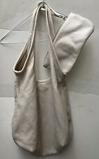 Rough And Tumble Leather Slouch Hobo Bag Matching Wrist Purse Designer Stunning
