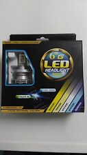 H4 6th G LED Headlight CONVERSION KIT (plug n play) PHILIPS LUXEON MZX2