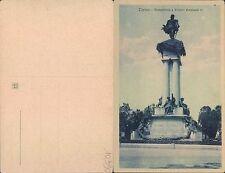 TORINO - MONUMENTO A VITTORIO EMANUELE II    (rif.fg.10390)