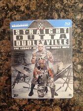 WWE:Straight Outta Dudleyville Legacy of the Dudley Boyz (STEELBOOK,Blu-ray )NEW