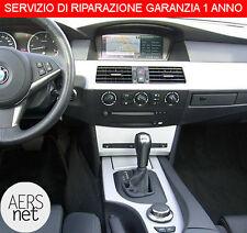 RIPARAZIONE NAVIGATORI BMW BUSINESS SERIE X5 SERIE X6 NON LEGGE DVD MAPPE