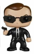 Funko Pop Movies: The Matrix - Agent Smith Vinyl Figure