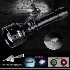 Hunting 850nm IR Laser Infrared LED Zoomable Predator Light Vision illuminator