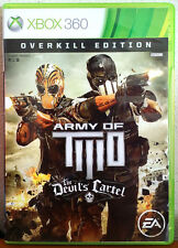 Xbox 360 Game - Army of Two : The Devil's Cartel