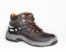 Arbeitsstiefel Sicherheitsstiefel Arbeitsschuhe Stiefel Schutzschuhe S3 (BRPEAK)