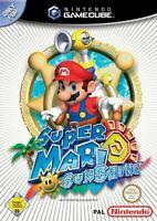 Nintendo GameCube Spiel - Super Mario Sunshine DE/EN mit OVP