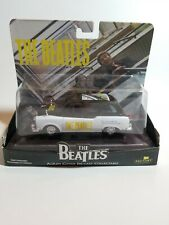 THE BEATLES ALBUM COVER DIECAST COLLECTABLE CAR PLEASE PLEASE ME  NEW