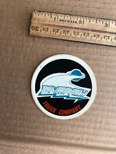 ENERGY TRUCK COMPANY Skateboards Retro  Rare  Vintage Skateboarding STICKER