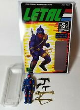 G.I. Joe Iron Grenadier Letal Customs Tsg Exclusive Nightmare Grenadiers Gijoe