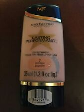 Max Factor Lasting Performance Stay Put Makeup #7 Rich Beige