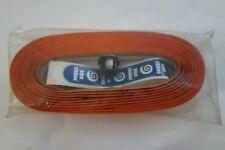 Lenkerband Casati, orange. mit Lenkerstopfen.