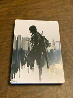 PS4 Playstation 4 XBOX Tom Clancy's The Division Steelbook Only No Game *RARE*