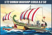 Academy Model Kit 1/72 Roman Warship Circa B.c. 50