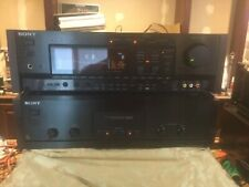 Sony TA-E1000ESD and Sony TA-N220 Amplifier and Pre Amplifier