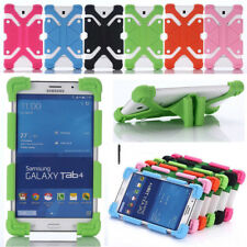 """Soft Silicone Shockproof Stand Cover Case For Various 7.0""""-12"""" ipad Trek Tablet"""