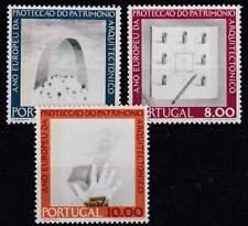 Portugal postfris 1975 MNH 1298-1300 - Momumenten Bescherming