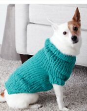 KNITTING PATTERN FOR DOG COAT ~ MULTI SIZE PATTERN~ EASY TO MAKE(D9)